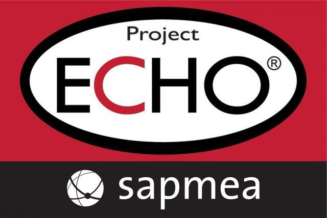 Sapmea Echo Logo