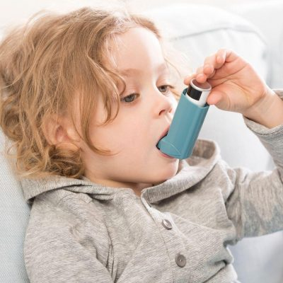 Paediatric Asthma Image